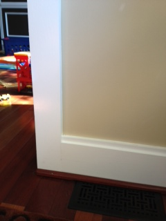 Craftsman Style Baseboards And Trim