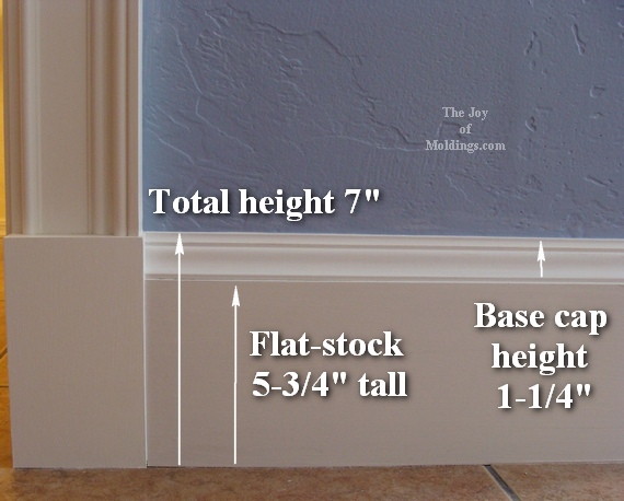 how to install diy baseboard moldings