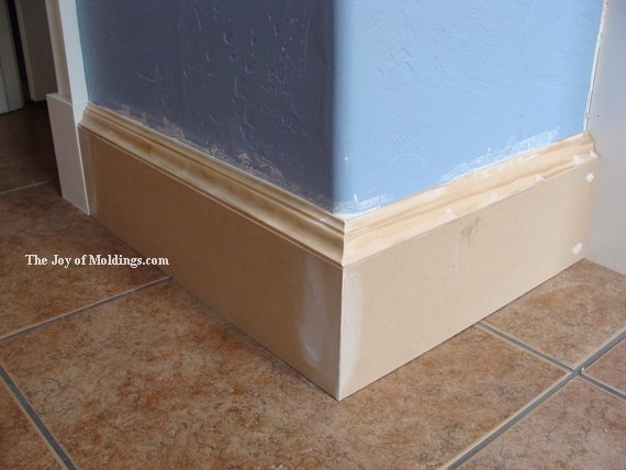 How To Install Baseboard 110 For 2 00 Ft The Joy Of
