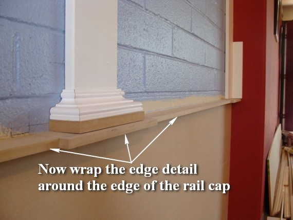 easy to install wainscoting