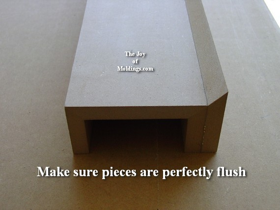 easy to install moldings