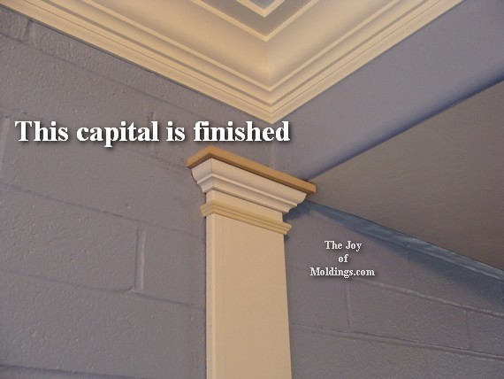 the parts of a capital
