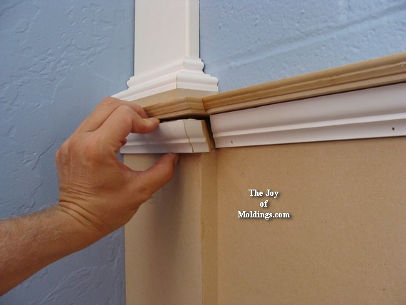 wainscoting step by step tutorial