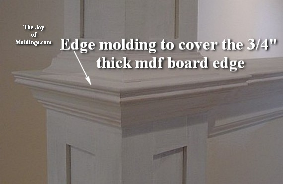 small panel molding