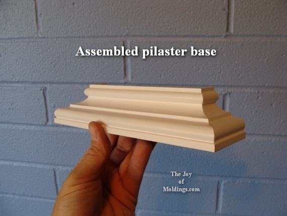 how to make mdf diy pilaster