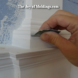 how to paint wainscoting diy