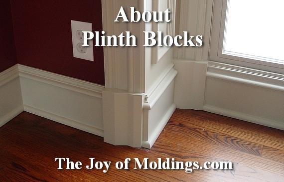plinth block information page