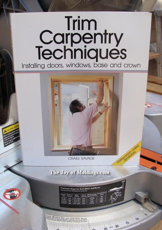 best finish trim carpentry book