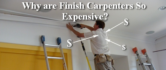 finish trim carpenter