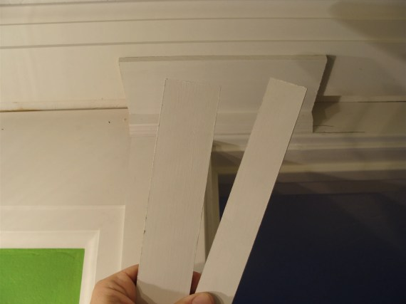 crown molding buildup