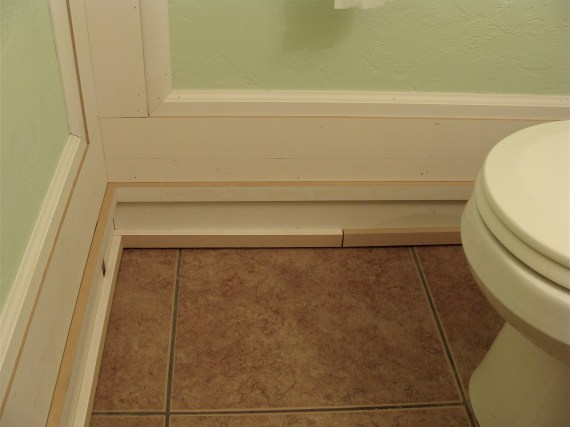 how to install baseboard and skirting board moldings