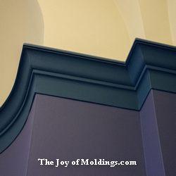 detroit crown molding installation