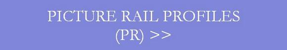 Picture Rail Millwork Profiles