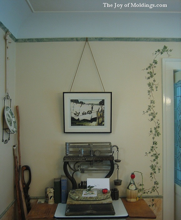 picture rail molding