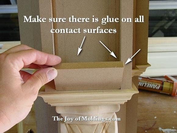 diy molding project