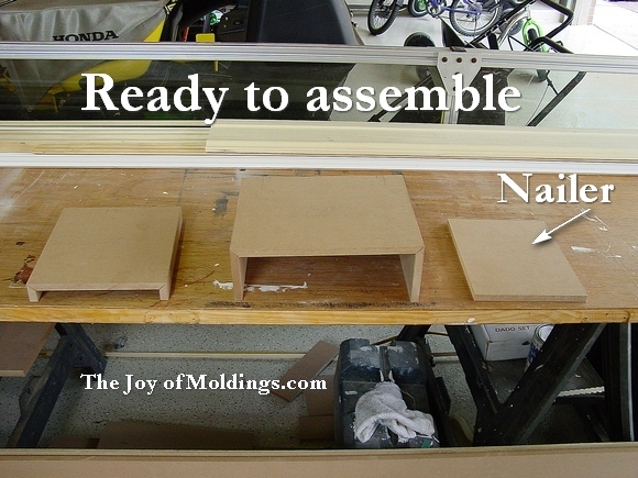 easy molding projects