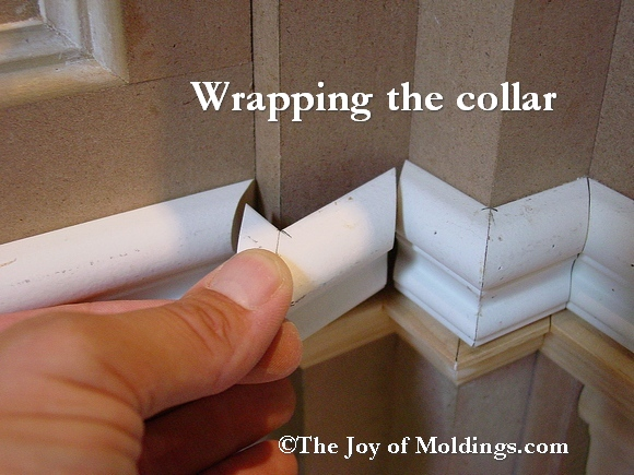mdf molding small