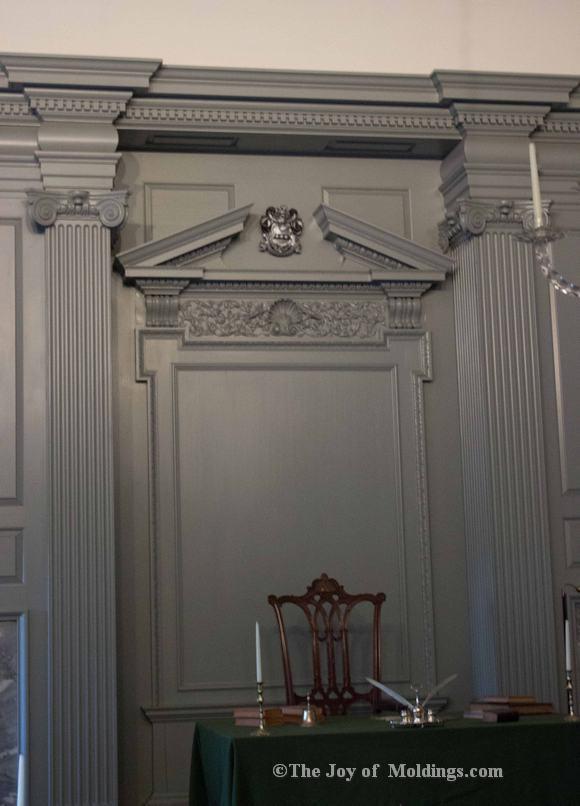 historic moldings