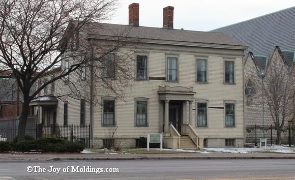 Detroit historic home