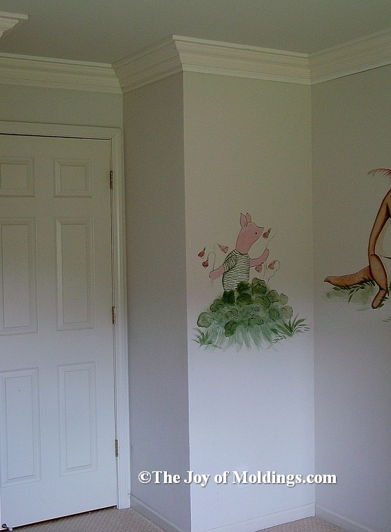 mdf crown molding