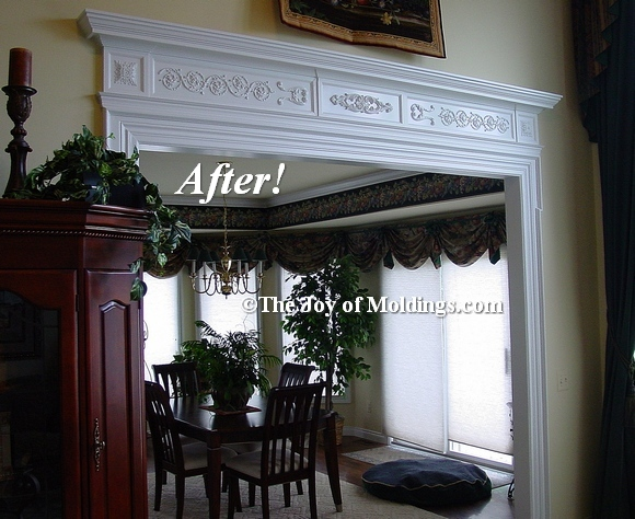 archway moldings