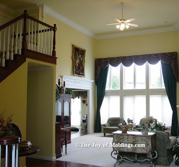 great room moldings