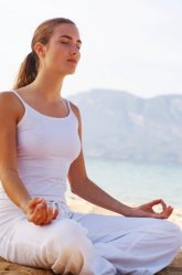 Meditation for dissolving fear