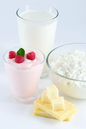 Pasteurization: milk, yogurt, cheese, cottage cheese