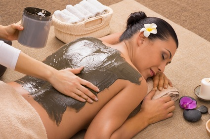 Green Clay Treatment At Spa