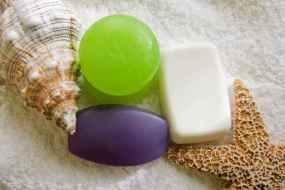 Hand Crafted Soaps: the natural difference
