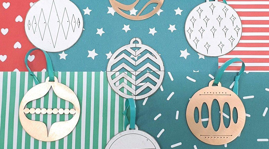 Make Your Own Copper Xmas Decoration – Sun PM