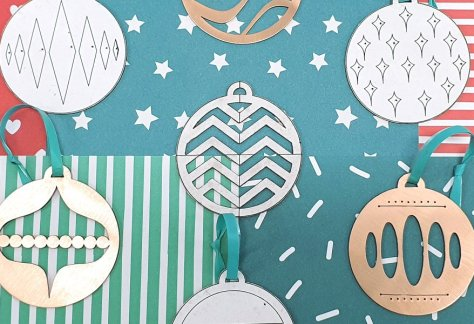 Make a copper Christmas decoration at The JQ Set Birmingham