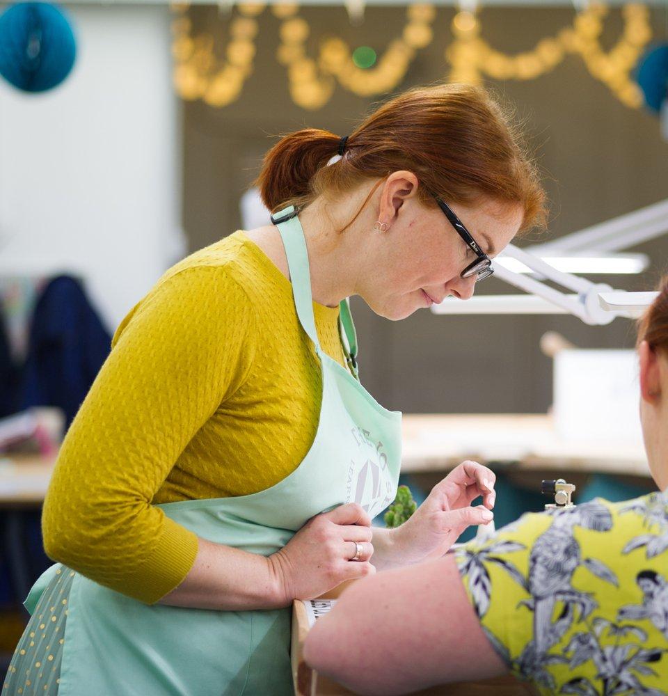 Jewellery Making Classes Bimingham - Owner Pippa Leaver - The JQ Set