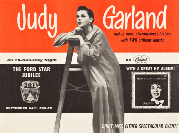 Judy Garland - Ford Star Jubilee - Miss Show Business