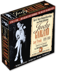 Judy Garland - Lost Tracks