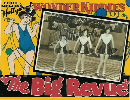 """The Big Revue"" Lobby Card"