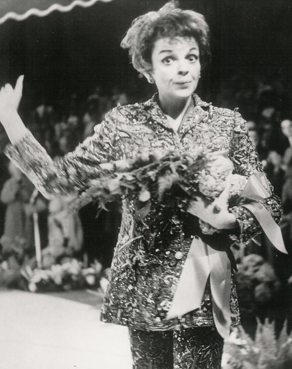 Judy Garland at Sorrowton
