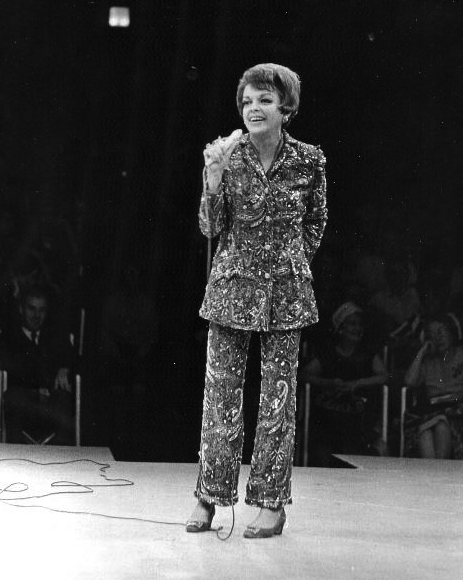 Judy Garland at the Westbury Music Fair