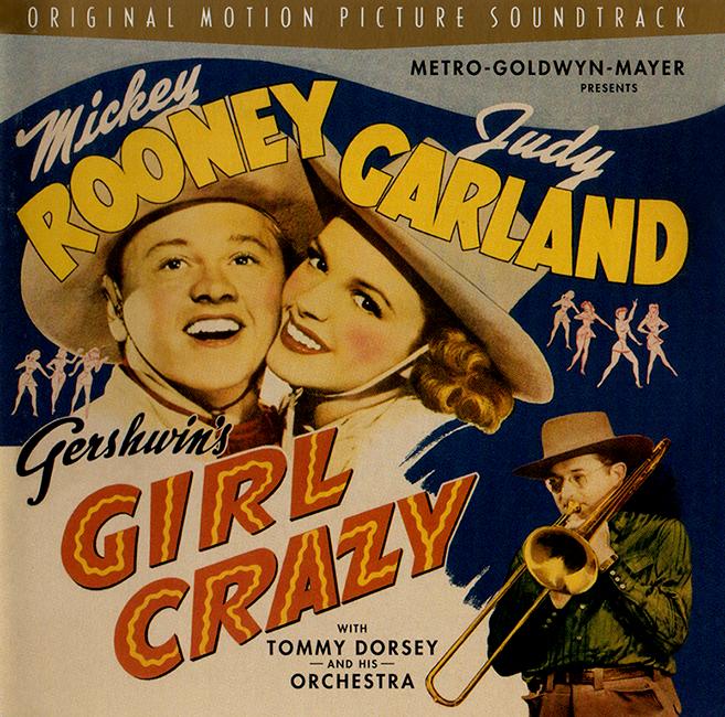 Girl Crazy CD