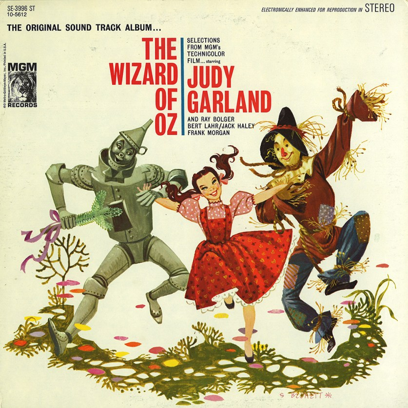 The Wizard of Oz 1962 LP