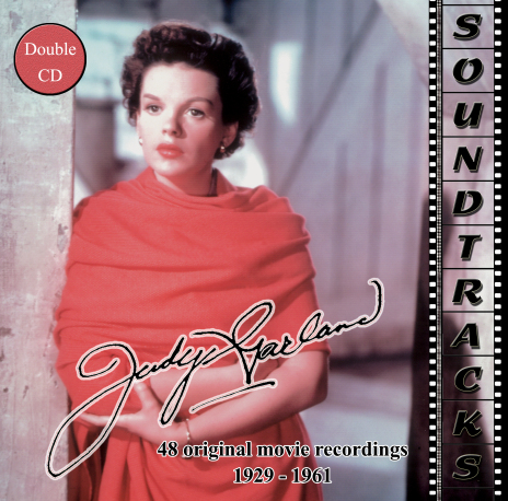 "Judy Garland ""Soundtracks"""