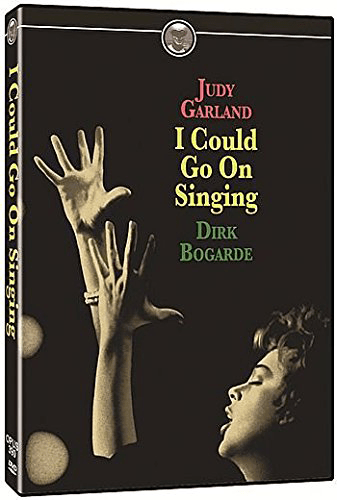 I Could Go On Singing 2014 DVD