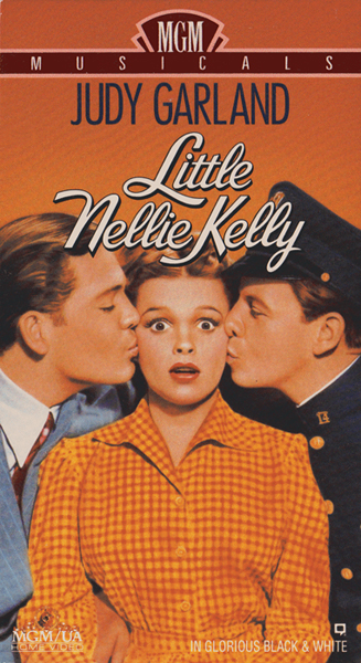 Little Nellie Kelly 1992 VHS