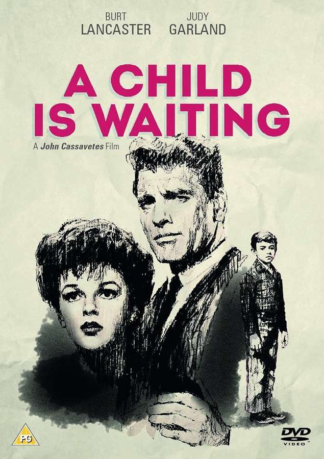 """""""A Child Is Waiting"""" DVD"""