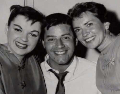 Judy Garland & Jerry Lewis