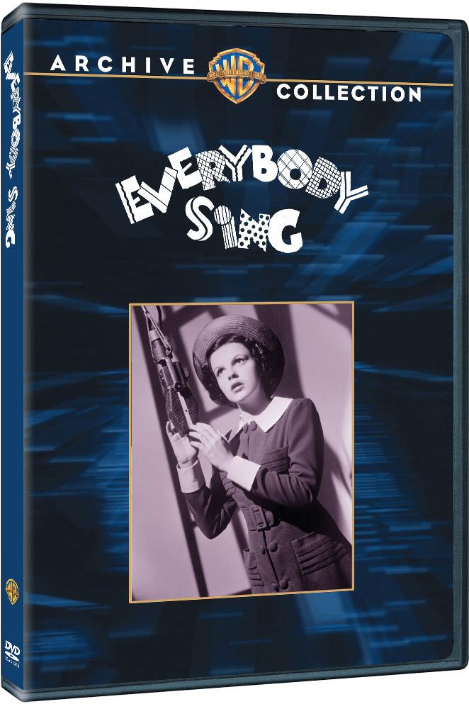 """""""Everybody Sing"""" on DVD"""