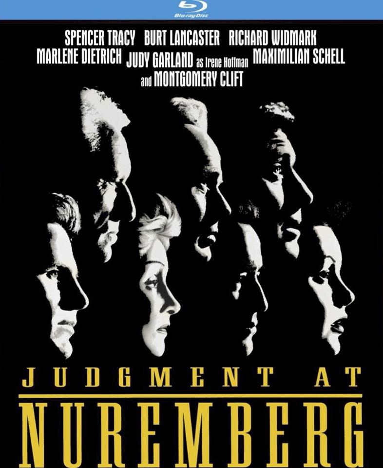 Judgment at Nuremberg 2018 Blu-ray