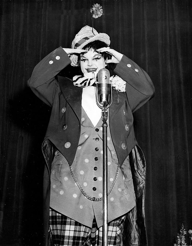 Judy Garland at the Palace 1956