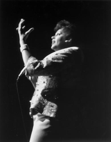 Judy Garland at the Diplomat Hotel 1966