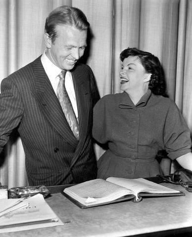 "Judy Garland in ""Lady in the Dark"""